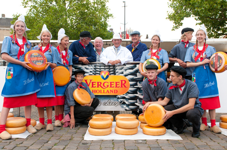 Gouda Cheese market Copyright charlotte Bellamy Photography