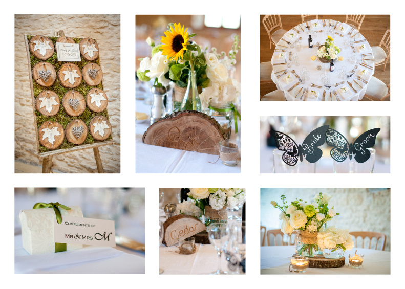 Kingscote Barn wedding. Copyright Charlotte Bellamy Photography