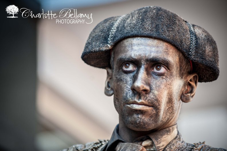 World statues Arnhem 2013 Copyright Charlotte Bellamy Photography