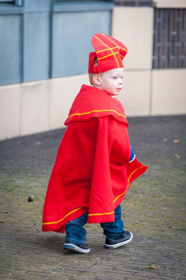 One proud Sinterklaas admirer!