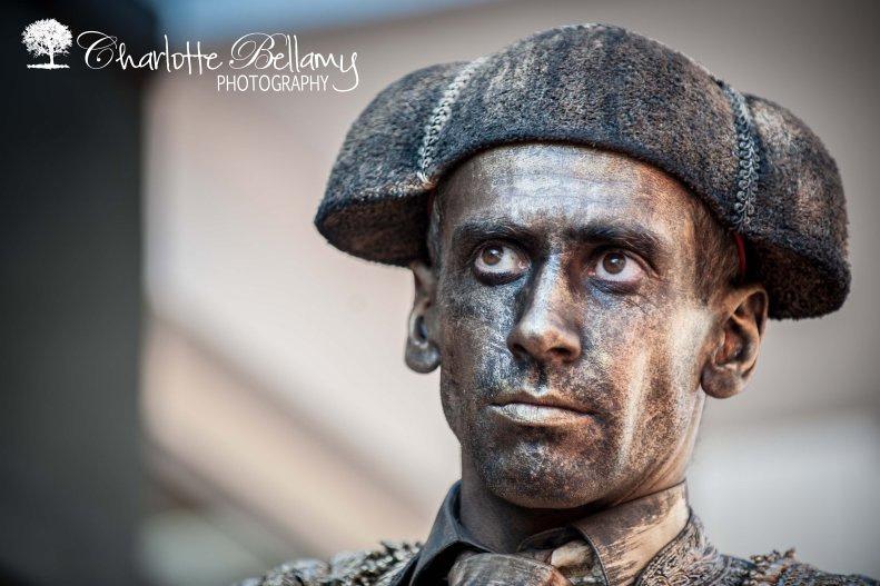 World statues Arnhem 2013 Copyright Charlotte Bellamy Photography