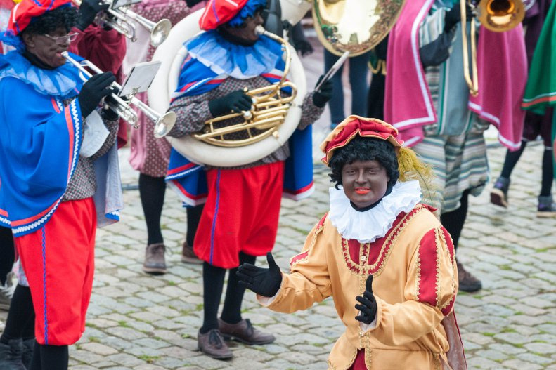 sinterklaasintocht Doesburg 2014 copyright charlotte bellamy photography